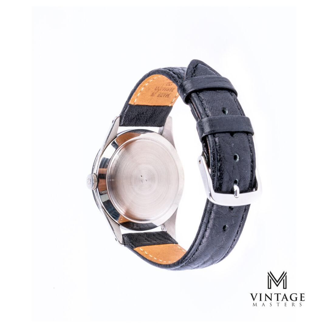 "Omega vintage watch ""Starry Nights"" CK 2760-7 1952 caseback"