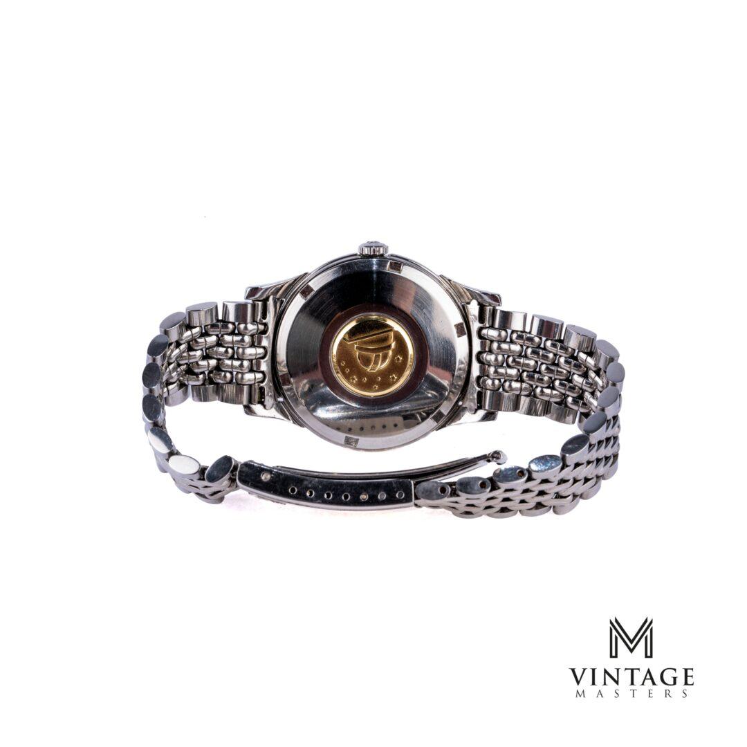 vintage Omega Constellation watch 14381-8 SC caseback