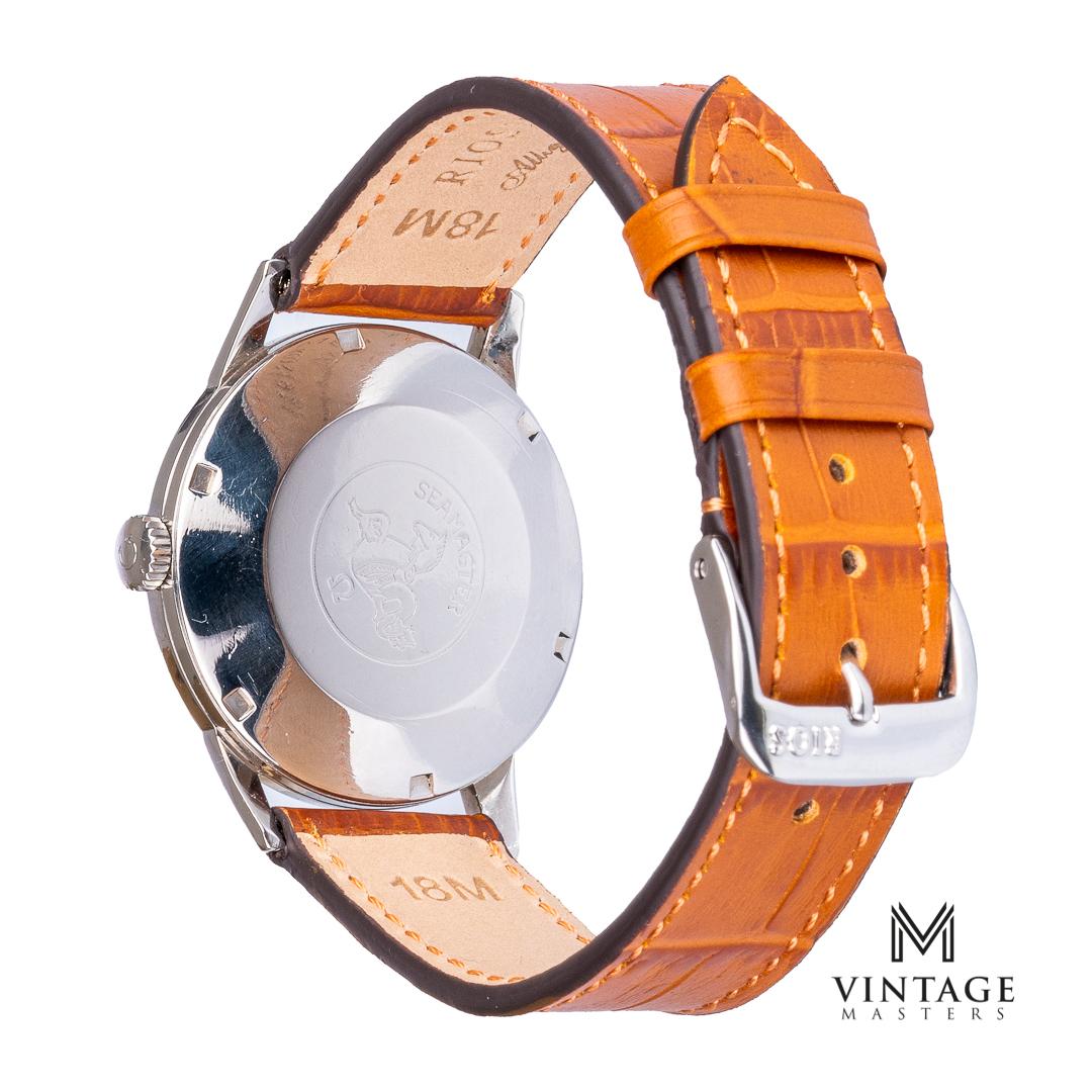 Omega seamaster 30 vintage watch 135003 caliber 286 1962 back