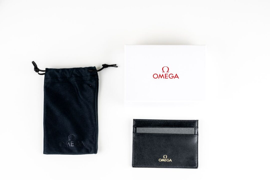 Omega creditcard holder