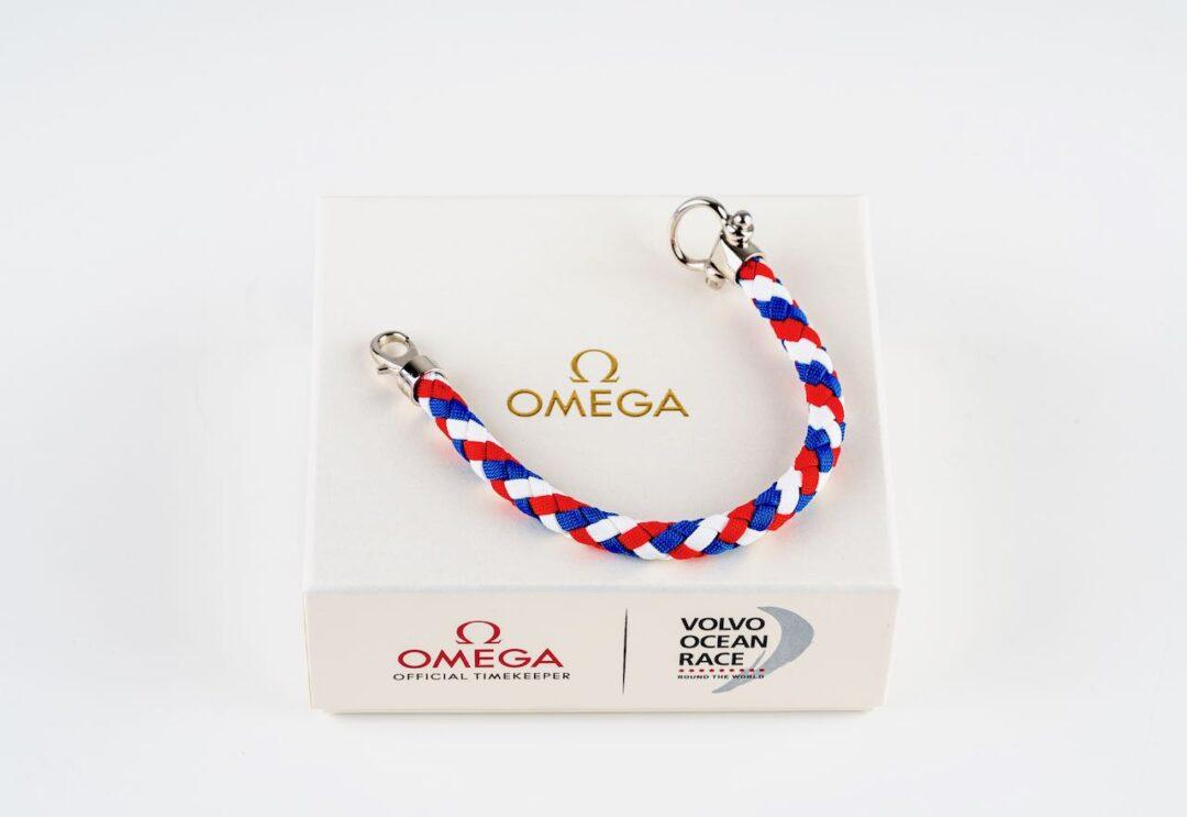 """Omega """"Volvo ocean race"""" bracelet"""