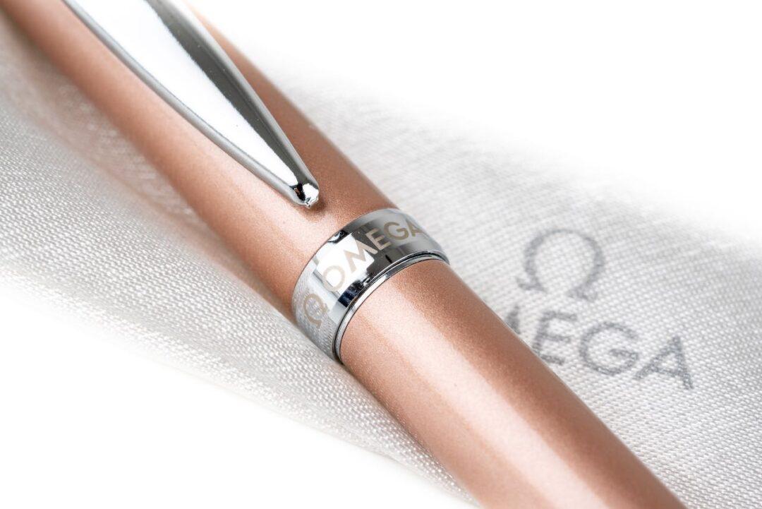 omega rose pen