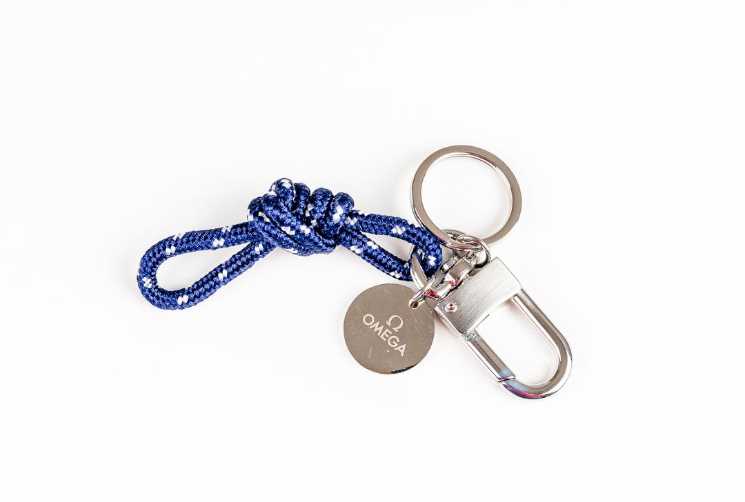 Omega Keychain