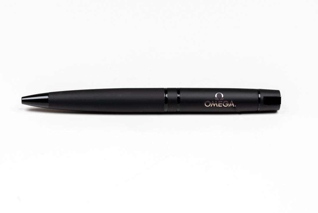 omega matte pen black