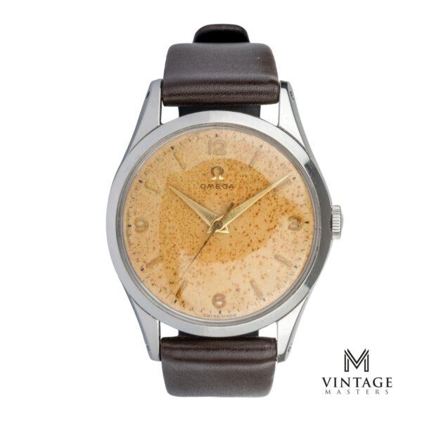 vintage omega watch 2760-11 front
