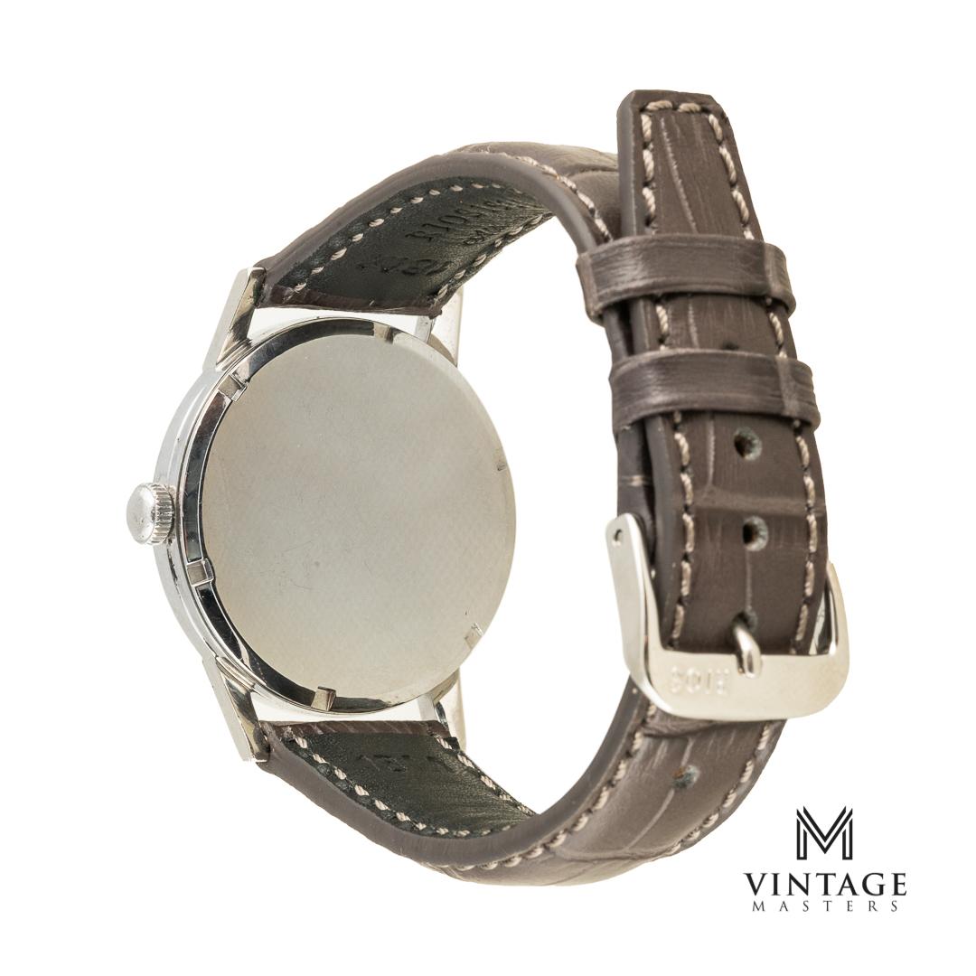 vintage omega seamaster 30 125.033-62 watch back