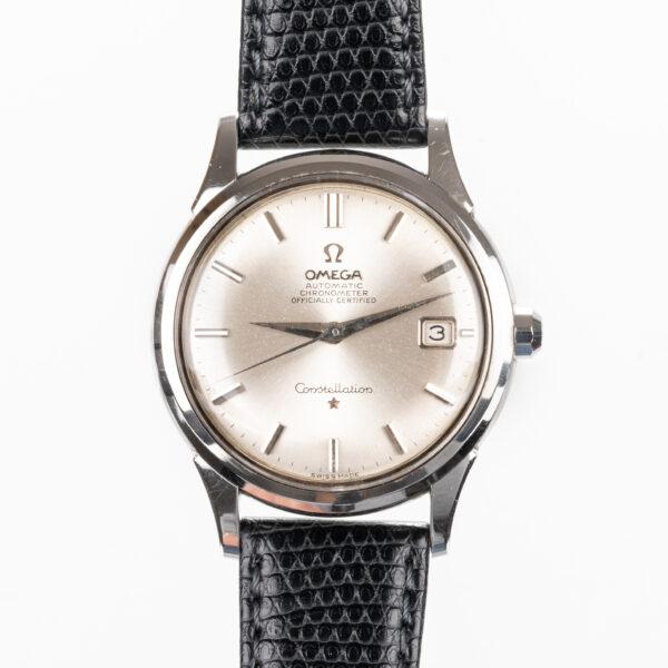 vintage omega 168001 jumbo watch 1966