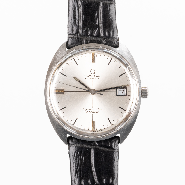 vintage Omega Seamaster Cosmic 166026 watch