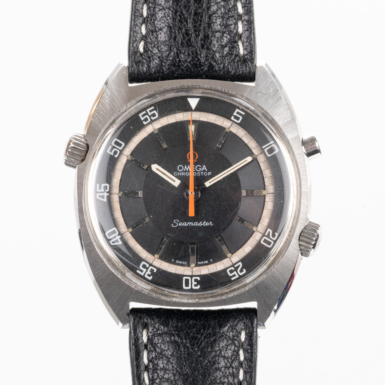 vintage omega 145008 seamaster chronostop