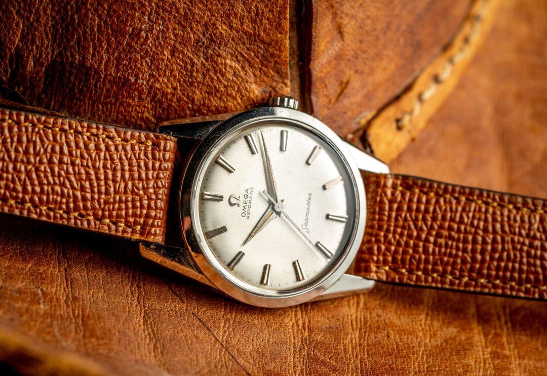 vintage omega seamaster 14700-1 watch