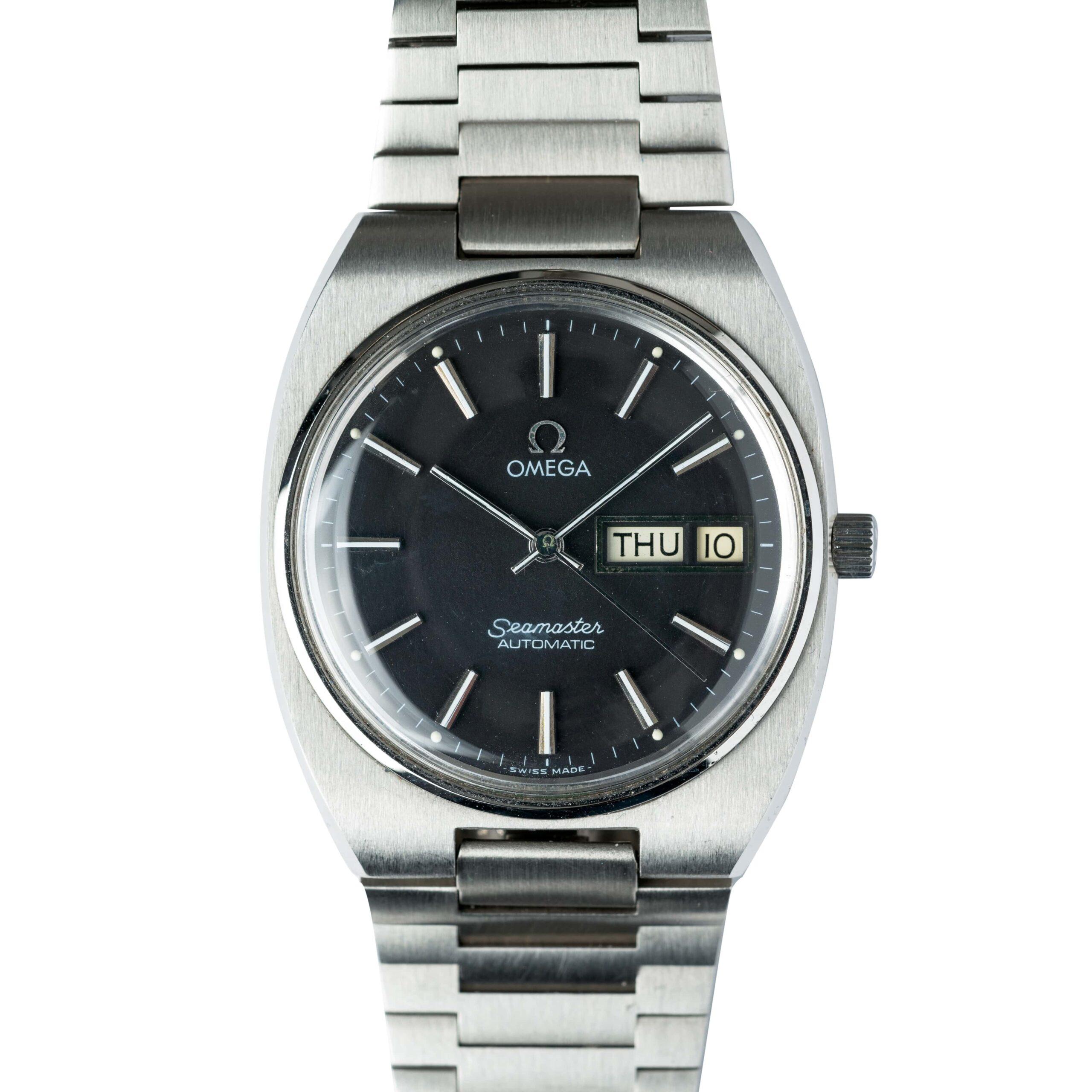 vintage Omega Seamaster 166.0216 watch