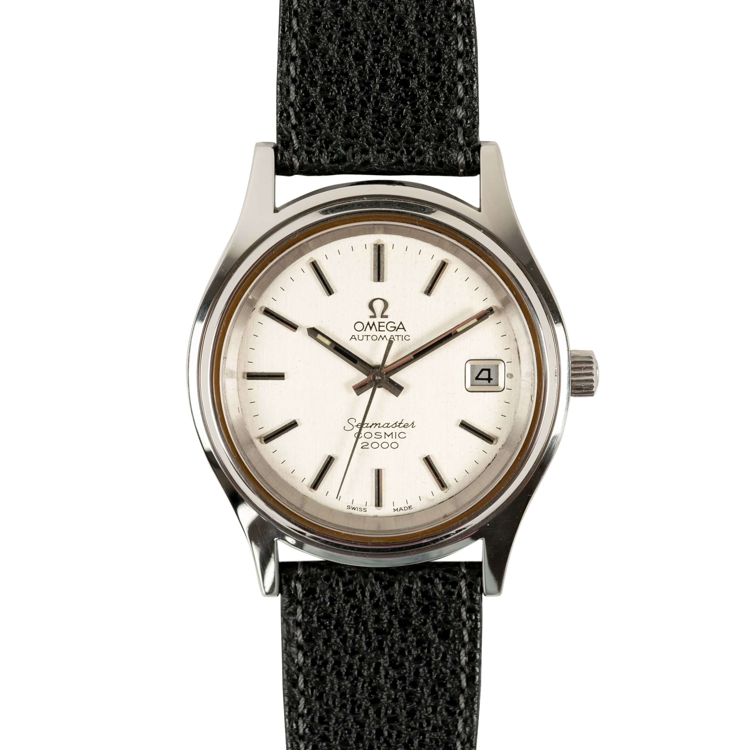 vintage omega seamaster cosmic 2000 166.0218 watch