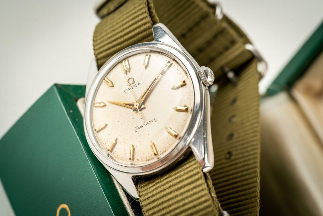 vintage omega 2990 seachero 2996 watch