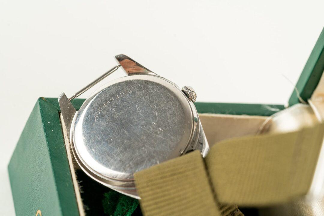 vintage omega 2990 seachero 2996 watch caseback