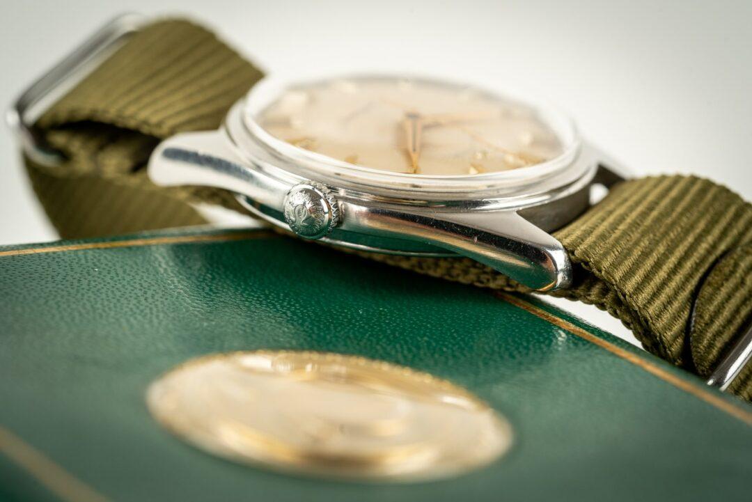 vintage omega 2990 seachero 2996 watch crown