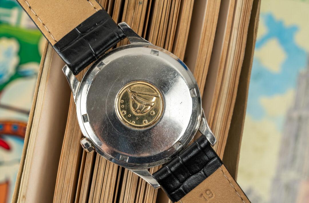 vintage omega 168.001 jumbo constellation watch case