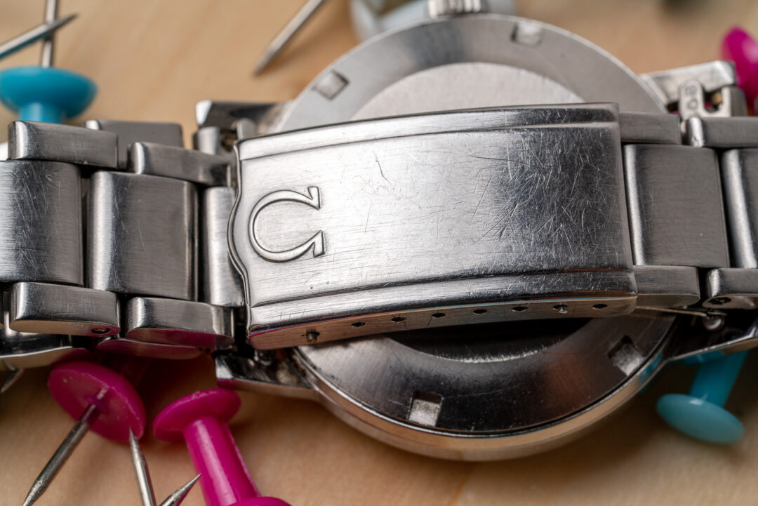 omega 1168 bracelet clasp